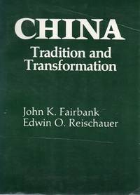 China - Tradition and Transformation.
