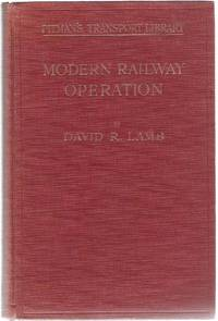 image of Modern Railway Operation