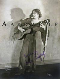 1923 K.O. Rahmn Photograph Of Mary Pickford As Rosita