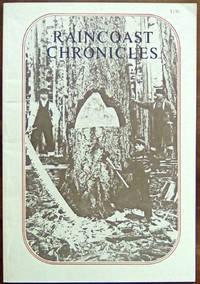 Raincoast Chronicles Number 7