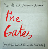 The Gates (project for Central Park, New York City)  Signed Copy