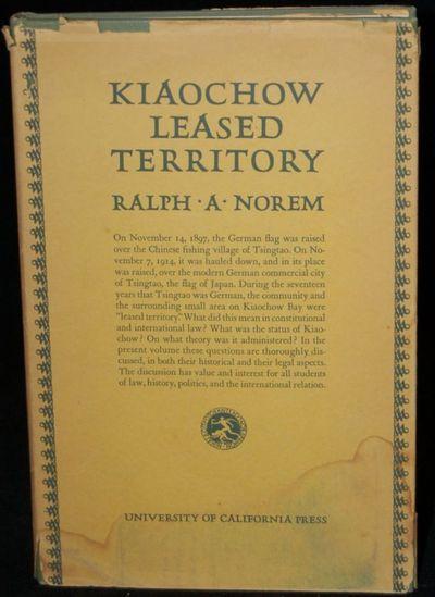 Berkeley, CA: University of California Press, 1936. Hard Cover. near Very Good binding/near Good dus...