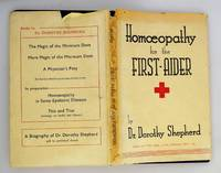 Homoeopathy for the first-aider.