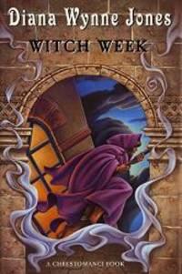 image of Witch Week (Chrestomanci Quartet)