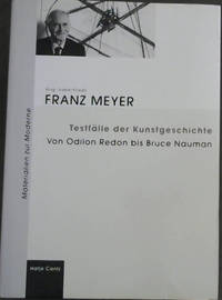 Testfalle der Kunstgesich by  Franz Meyer - Hardcover - 2005 - from Chapter 1 Books and Biblio.com