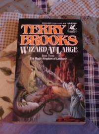 Wizard at Large (Magic Kingdom of Landover, Book 3)