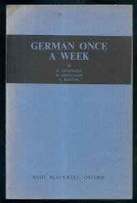 German Once a Week : Book I