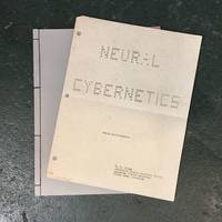 Neural Cybernetics: Brain Self-Control by  T. D. (Theocharis Docha Anthropotis Lingo) Lingo - proof: First edition, second printing - 1972 - from Downtown Books & News (SKU: 3297)