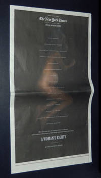 A Woman's Rights: Special Opinion Report, New York Times, January 20, 2019
