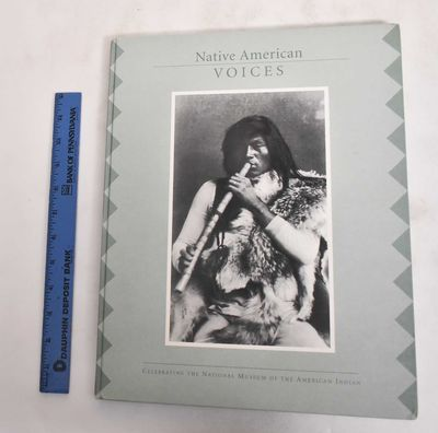 Washington DC: Smithsonian National Museum of the American Indian, 1998. Hardcover. VG (minor wear a...