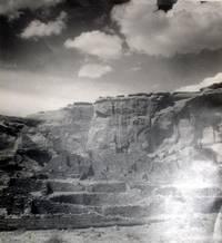 A View of Chaco Pueblo Bonita