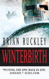 Winterbirth (The Godless World, 1)