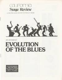 image of Jon Hendricks' Evolution of the Blues (Original program and three original photographs from the Westwood Playhouse production, circa 1978)