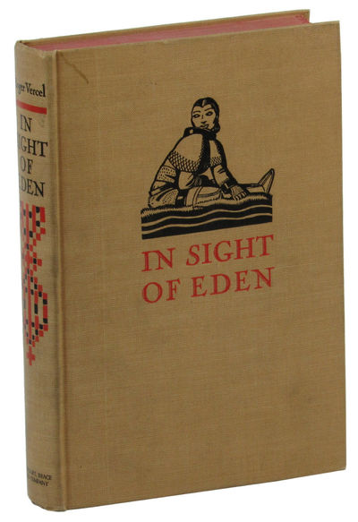 NY: Harcourt Brace and Company, 1934. Hardcover. Very Good. First Edition. Spine darkened with some ...