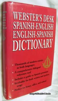 Webster's Spanish-English/English-Spanish Dictionary