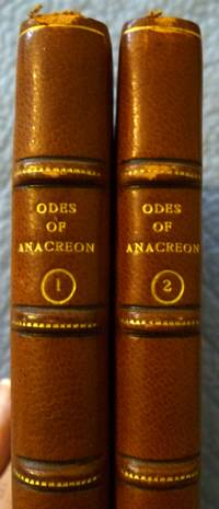 The Odes of Anacreon