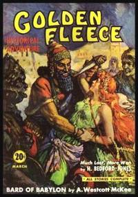image of GOLDEN FLEECE - Volume 2, number 3 - March 1939