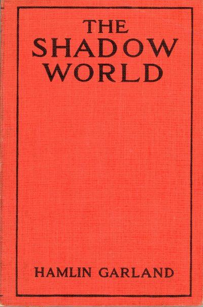 New York and London: Harper & Brothers Publishers, 1908. Octavo, pp. iii-iv 3-294 , original flexibl...