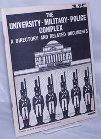 image of The University - military - police complex; a directory and related documents