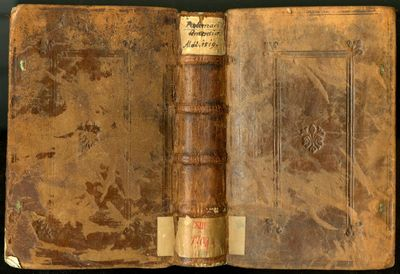 Venice: Aldus & Andreas Torresano, 1519. First Edition. Hardcover (Full Leather). Very Good Conditio...