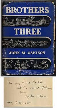 New York: Macmillan, 1935. Hardcover. Fine/Fine. First edition. Fine in dustwrapper which has had th...
