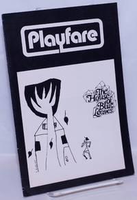 image of Playfare: The House of Blue Leaves [program] vol. 3, #4, April 1971