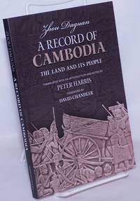 image of A Record of Cambodia: The Land and its People