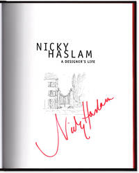 image of Nicky Haslam A Designer's Life. An Archive of Inspired Design and Decor.