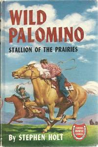 image of Wild Palomino Famous Horse Stories