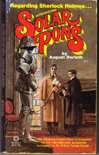 Regarding Sherlock Holmes the Adventures of Solar Pons (# 1)