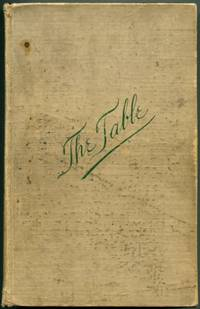 THE TABLE: How to Buy Food, How to Cook It, and How to Serve It