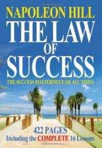 image of The Law Of Success: Napoleon Hill