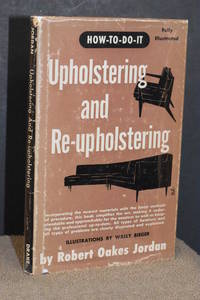 image of How-To-Do-It Upholstering and Re-Upholstering
