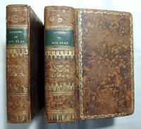 Histoire De Gil Blas De Santillane Five Vol. Set 1822 Lesage Alain-Rene; J.P Aillaud, Paris