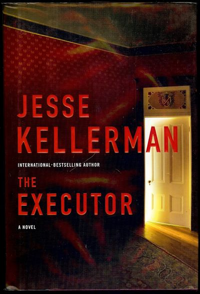 2010. KELLERMAN, Jesse. THE EXECUTOR. NY: G.P. Putnam's Sons, . 8vo., boards in dust jacket; 341 pag...