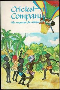 image of Cricket & Company: The Magazine for Children Volume 1 Number 10 July 1975
