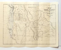 Map of Oregon, California, New Mexico, N.W. Texas and the Proposed Territory of Ne-bras-ka