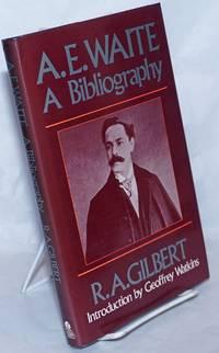 image of A.E. Waite: a bibliography