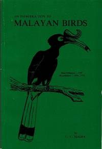 An Introduction to Malayan Birds