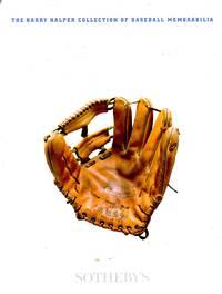 Barry Halper Collection of Baseball Memorabilia