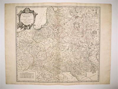 Paris: Boudet, 1752. unbound. Map. Engraving with hand outline color, uncolored cartouche. Image mea...