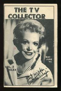 The TV Collector (May-June 1991 issue) [cover: Natalie Schafer]