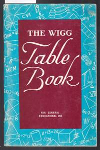 image of The Wigg Table Book