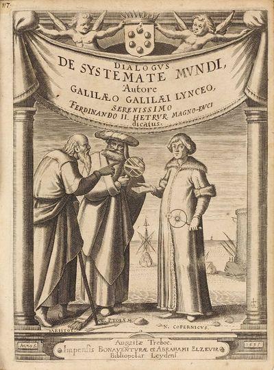 Systema cosmicum ... in quo quatuor...