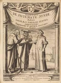 Systema cosmicum ... in quo quatuor dialogis, de duobus maximis mundi systematibus, Ptolemaico et Copernicano