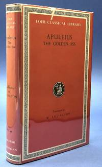 Apuleius, The Golden Ass  - Loeb Classical Library