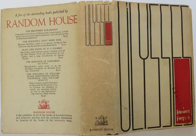 Random House, 1934. 1st Edition. Hardcover. Fine/Very Good. First authorized US edition, fine in a v...