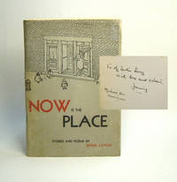 NOW IS THE PLACE by  Irving Layton - Signed First Edition - 1948 - from TBCL  The Book Collector's Library and Biblio.com