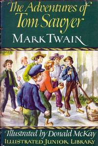 The Adventures of Tom Sawyer (Illustrated Junior Library)