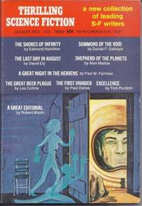 THRILLING SCIENCE FICTION: August, Aug. 1973